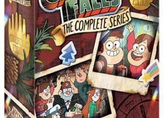 """Gravity Falls: The Complete Series"" Acclaimed Show Available for the First Time as a Complete Series Box Set July 24th, 2018 from Shout! Factory 27"