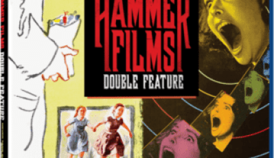 HAMMER FILMS DOUBLE FEATURE: NEVER TAKE CANDY FROM A STRANGER / SCREAM OF FEAR! 1