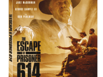The Escape of Prisoner 614 arrives on Blu-ray™ (plus Digital), DVD, and Digital June 26 34