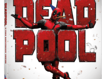 Deadpool brings sackload of party favors for a two-year anniversary Blu-ray and Steelbook 56