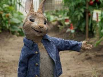 PETER RABBIT Inspires Kids Across America to 'Plant A Seed' for Earth Day 39