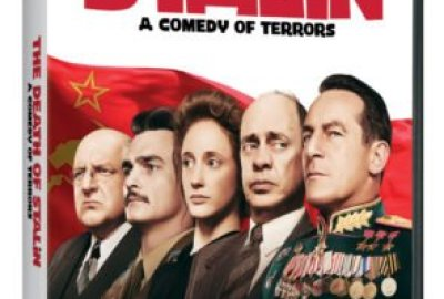 THE DEATH OF STALIN comes to DVD & Digital June 19th 15