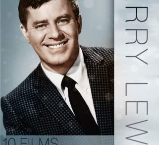 JERRY LEWIS 10 FILM COLLECTION comes to DVD June 12th 7