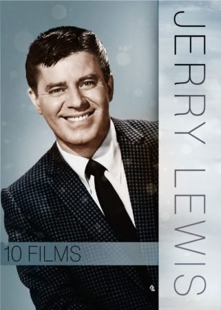 JERRY LEWIS 10 FILM COLLECTION comes to DVD June 12th 1
