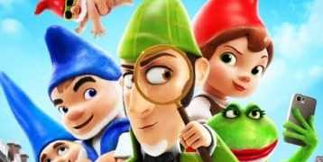 Home Video News: Sherlock Gnomes, Grease at Cannes, Black Panther and Seven Brides for Seven Brothers 3