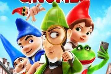 Home Video News: Sherlock Gnomes, Grease at Cannes, Black Panther and Seven Brides for Seven Brothers 15