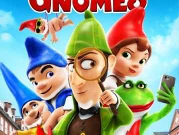 Home Video News: Sherlock Gnomes, Grease at Cannes, Black Panther and Seven Brides for Seven Brothers 41
