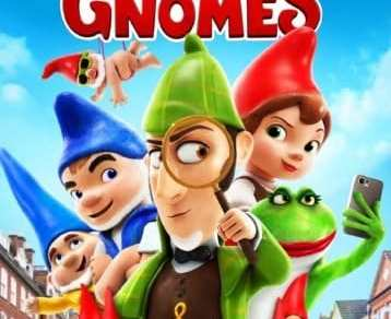 Home Video News: Sherlock Gnomes, Grease at Cannes, Black Panther and Seven Brides for Seven Brothers 8