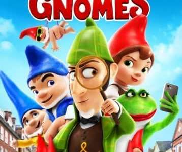 Home Video News: Sherlock Gnomes, Grease at Cannes, Black Panther and Seven Brides for Seven Brothers 7