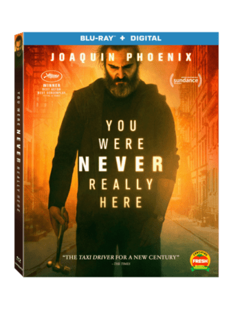 HOME VIDEO NEWS ROUNDUP: You Were Never Really Here, Krystal, The Men Who Built America: Frontiersman, Ash vs Evil Dead: Season 3 and more! 1