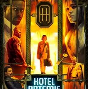 The HOTEL ARTEMIS Red Band Trailer is Here! 16