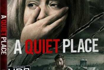 A QUIET PLACE arrives on Digital June 26th and 4K UHD, Blu-ray and DVD July 10th 7