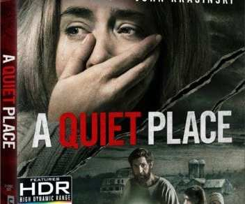 QUIET PLACE, A (4K UHD) 8