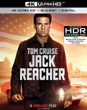 HOME VIDEO WEEKEND ROUNDUP: Jack Reacher 4K, National Parks Adventure 4K, Power Rangers, Christine 4K 1