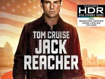 JACK REACHER (4K UHD) 50