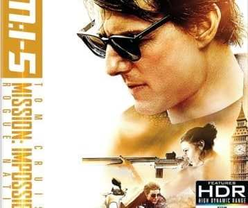 MISSION: IMPOSSIBLE - ROGUE NATION (4K UHD) 15
