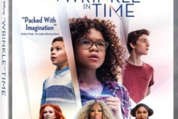 WRINKLE IN TIME, A 19