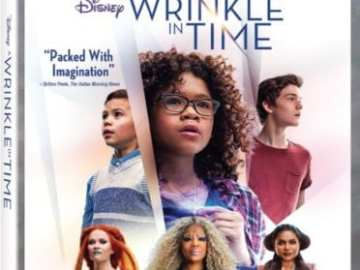 WRINKLE IN TIME, A 36