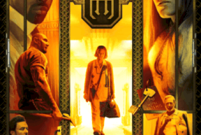 HOTEL ARTEMIS - NEW Posters & Character Trailer - Who's Who in This Amazing Ensemble Cast 19