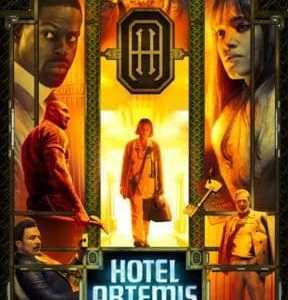 HOTEL ARTEMIS 7