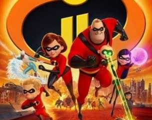 INCREDIBLES 2, THE 25