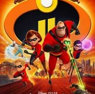 INCREDIBLES 2, THE 11