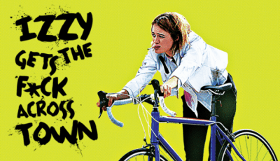 IZZY GETS THE FUCK ACROSS TOWN 12