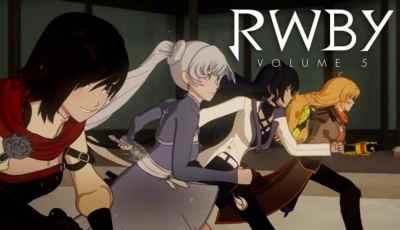 RWBY: VOLUME 5 5