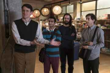 "ENTER TO WIN A DIGITAL HD COPY OF ""SILICON VALLEY: SEASON 5"" 7"