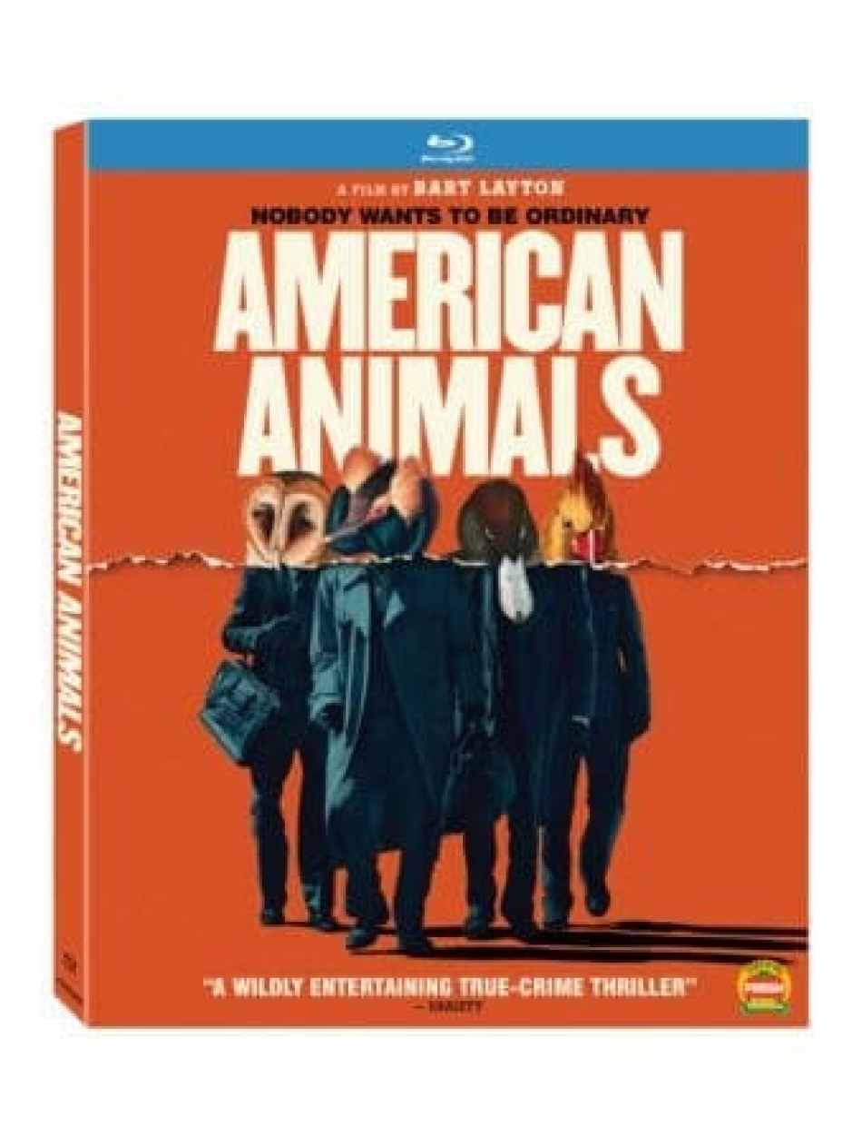 SUNDAY NEWS ROUNDUP: American Animals on Blu-ray, GAME GIRLS premiere at OUTFEST LA, Bleeding Steel in theaters 5