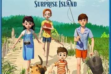 BOXCAR CHILDREN, THE - SURPRISE ISLAND 15