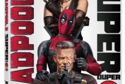 WEEKEND HOME VIDEO ROUNDUP: BOOK CLUB, DEADPOOL 2, BEAST, SHOUT FACTORY at SAN DIEGO COMIC-CON 2018 and more! 7