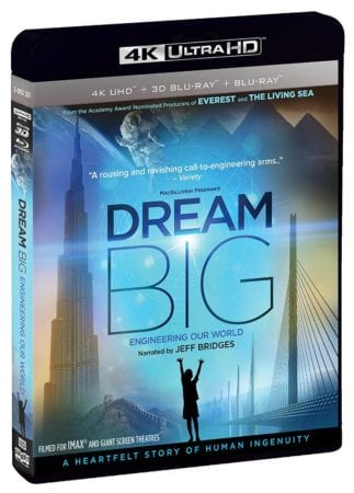 DREAM BIG: ENGINEERING OUR WORLD 1