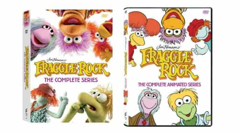 FRAGGLE ROCK: THE COMPLETE SERIES Debuts for the First Time on Blu-ray September 25 1