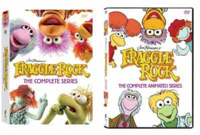 FRAGGLE ROCK: THE COMPLETE SERIES Debuts for the First Time on Blu-ray September 25 5