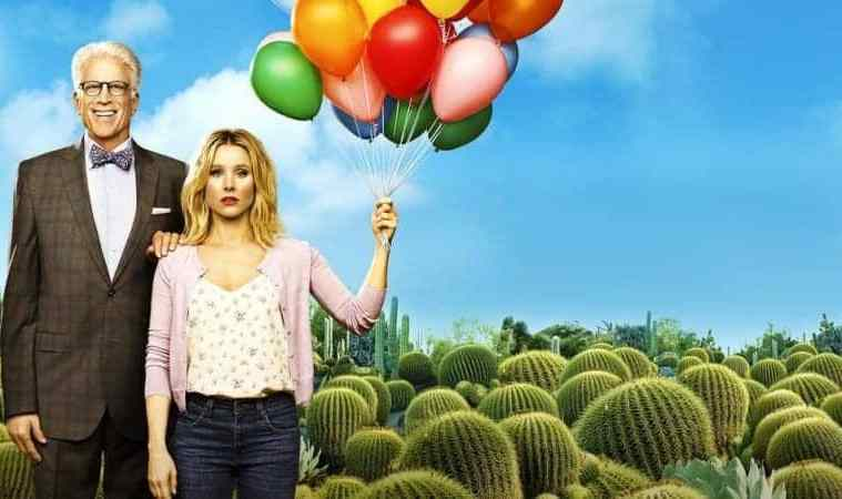 GOOD PLACE, THE: THE COMPLETE SECOND SEASON 3