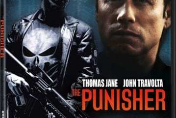 The Punisher on 4K Ultra HD™ Combo Pack (Plus Blu-ray™ and Digital) 9/25 23