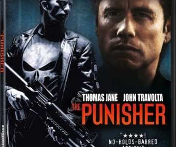 PUNISHER, THE (4K ULTRA HD) 3
