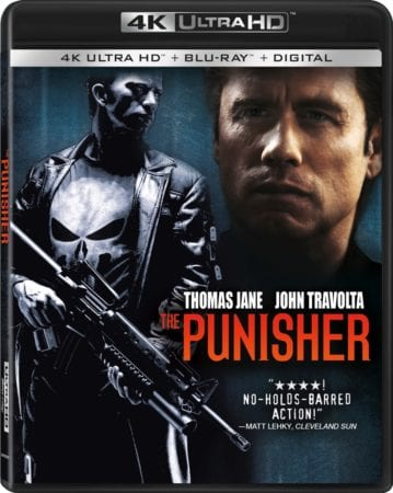 The Punisher on 4K Ultra HD™ Combo Pack (Plus Blu-ray™ and Digital) 9/25 1