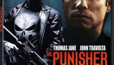 The Punisher on 4K Ultra HD™ Combo Pack (Plus Blu-ray™ and Digital) 9/25 5