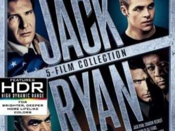 JACK RYAN: 5-FILM COLLECTION (4K UHD) 56