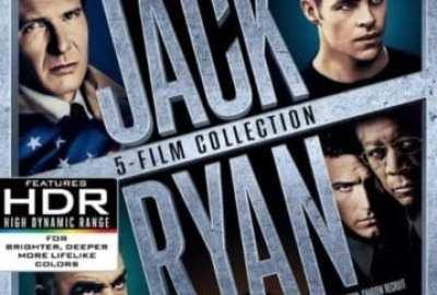 JACK RYAN: 5-FILM COLLECTION (4K UHD) 7