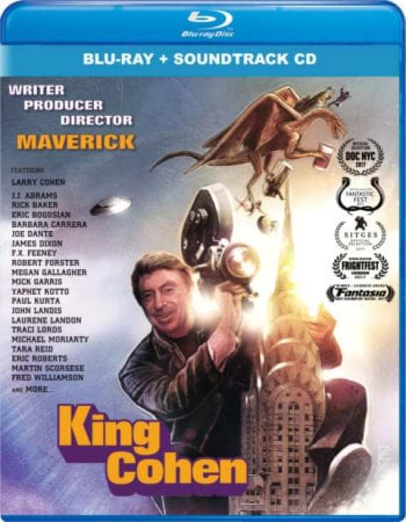 HOME VIDEO WEEKEND ROUNDUP: King Cohen, Sicario: Day of the Soldado, The Matrix Trilogy 4K, Blue Underground Fall 2018, Paper Year 5