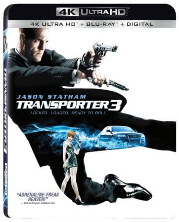 TRANSPORTER 3, THE (4K UHD) 1