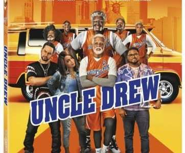 Uncle Drew arrives on Digital 9/11 and on 4K Ultra HD, Blu-ray Combo Pack, DVD, and On Demand 9/25 37