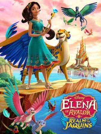 ELENA OF AVALOR: REALM OF THE JAQUINS 1