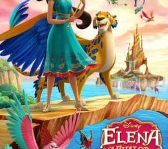 ELENA OF AVALOR: REALM OF THE JAQUINS 7