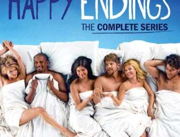 HAPPY ENDINGS: THE COMPLETE SERIES 48