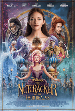 Movie News Weekend Roundup: Perfect Blue, Nutcracker and the Four Realms, Creed II, A.X.L., Movies Anywhere & Microsoft, The Night is Short Walk on Girl 41