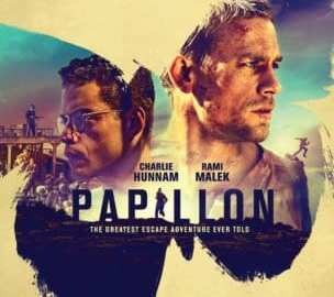 WEEKEND MOVIE ROUNDUP: PAPILLON, THE WIFE, DOWN A DARK HALL and NIGHT IS SHORT, WALK ON GIRL 47